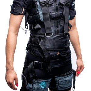 Kamizelka + Spodnie Personal EMS ZESTAW